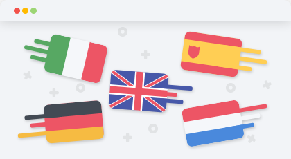 Meerdere talen voor CMS en website